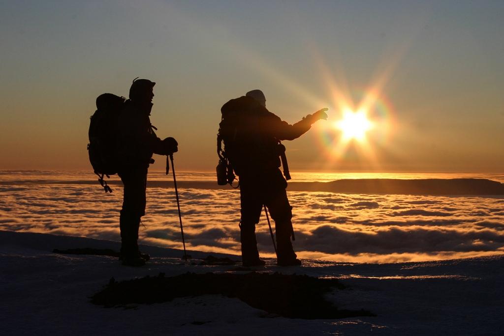 Expedición Monte Tarn