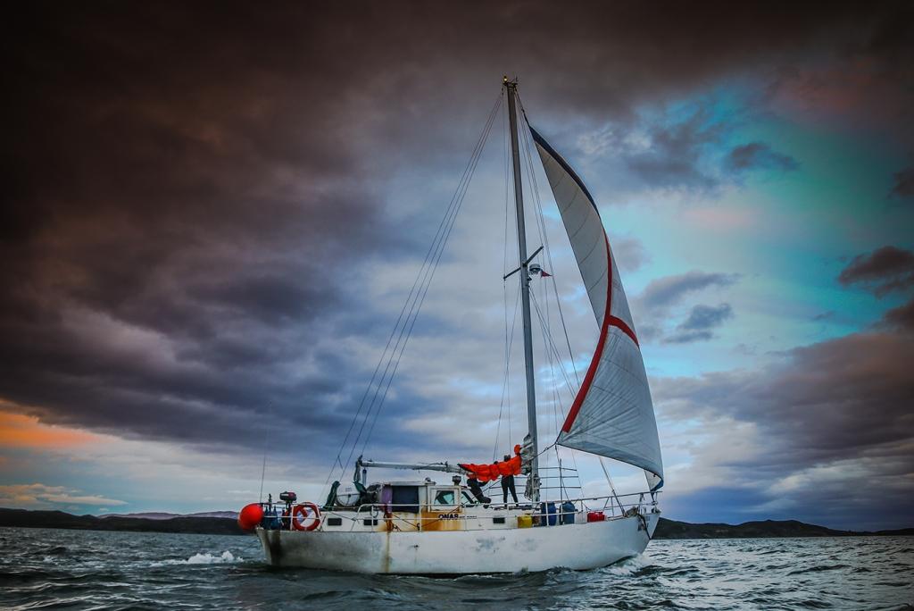 Expedición Fiordos Australes